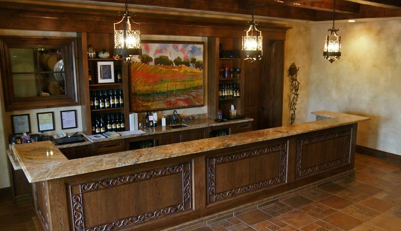 Photo of San Francisco event space venue Las Positas Vineyards Winery & Event Center