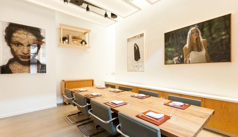 Photo of San Francisco event space venue Sushi Hashiri