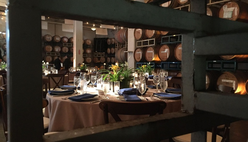 Photo of San Francisco event space venue Dogpatch WineWorks