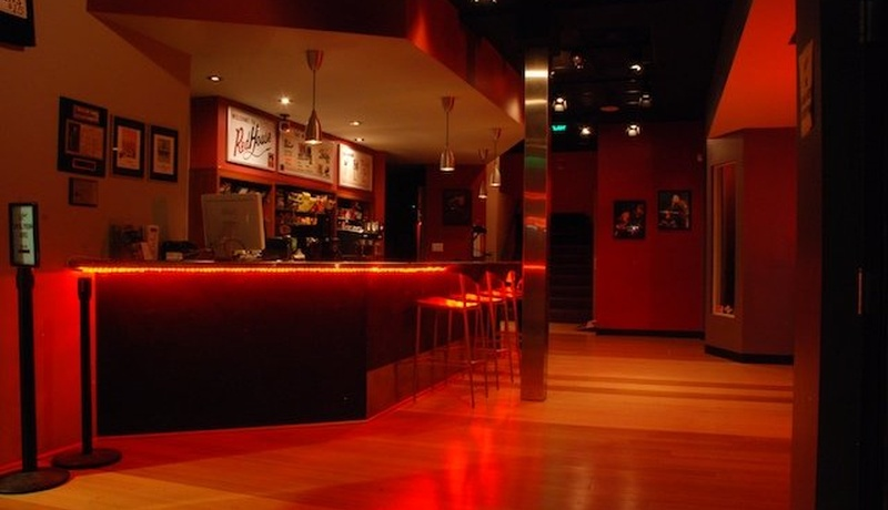 Photo of San Francisco event space venue Red House