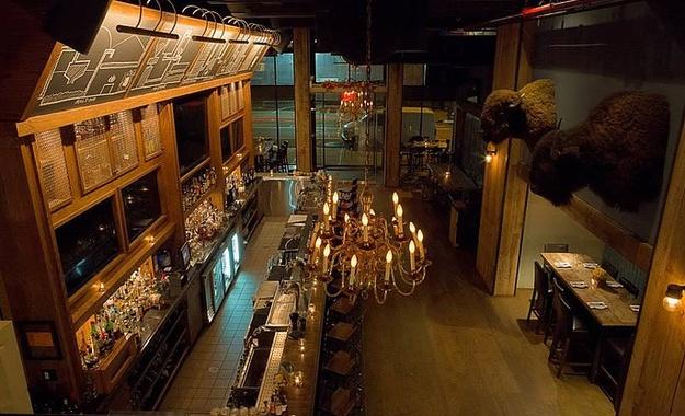 NYC / Tri-State venue American Whiskey