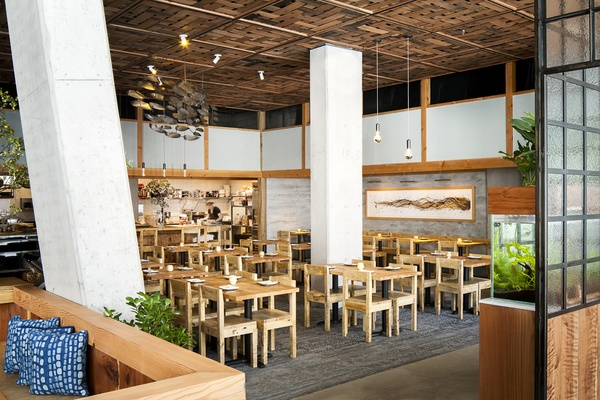 Photo of San Francisco event space venue The Perennial
