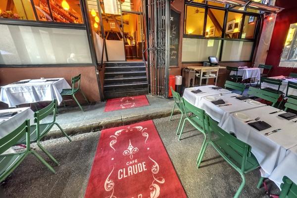 Photo of San Francisco event space venue Cafe Claude