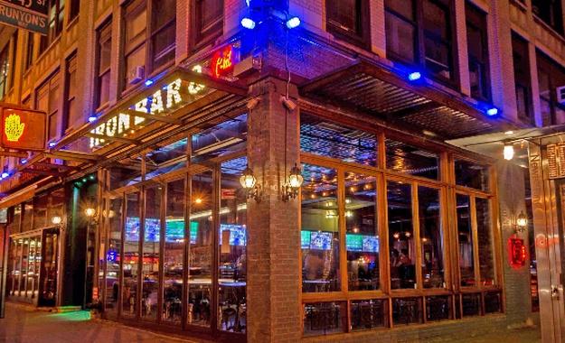 NYC / Tri-State venue Iron Bar & Lounge