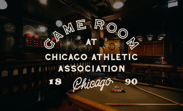 Chicago venue Game Room / Drawing Room