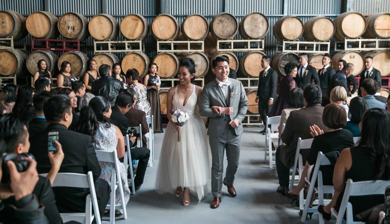 Photo of San Francisco event space venue The Winery SF