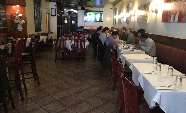 NYC / Tri-State venue Basera Indian Cuisine
