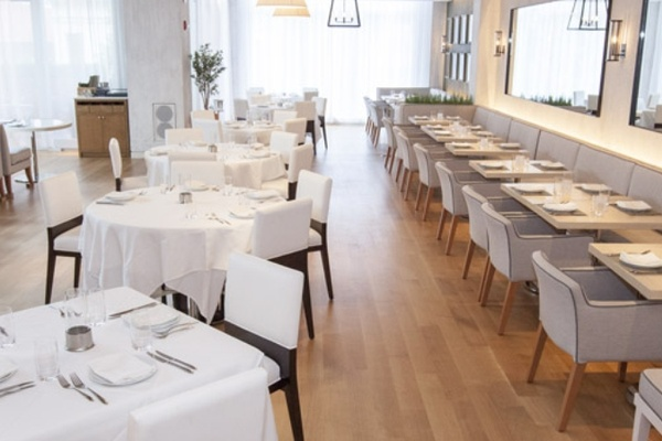 Photo of Chicago event space venue Fig & Olive - Chicago's WHITE ROOM- 3RD FL. - PRIVATE