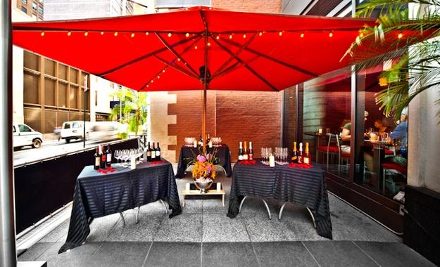 NYC / Tri-State venue AYZA Wine & Chocolate Bar (Midtown)