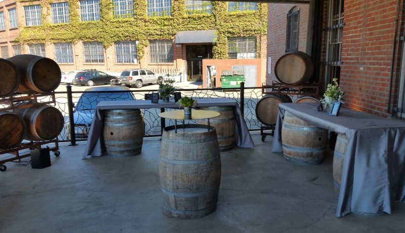 Photo of San Francisco event space venue Beer Shed - At the Dock