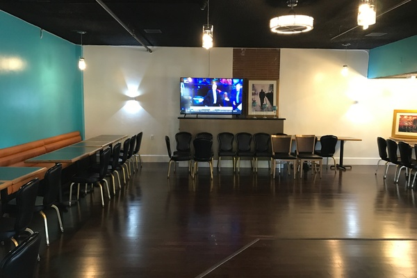 Photo of San Francisco event space venue Qube Bar & Grill