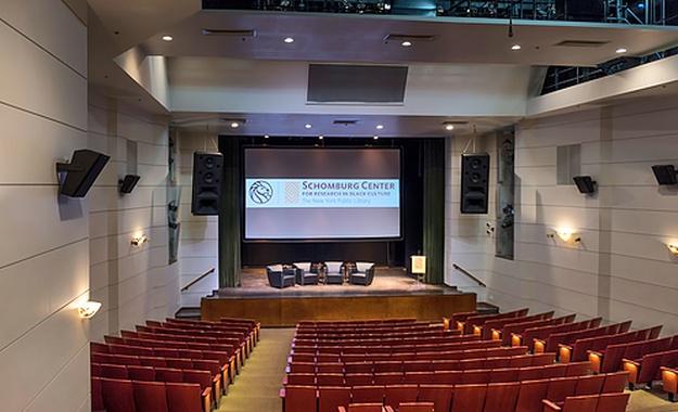 NYC / Tri-State venue The Schomburg Center