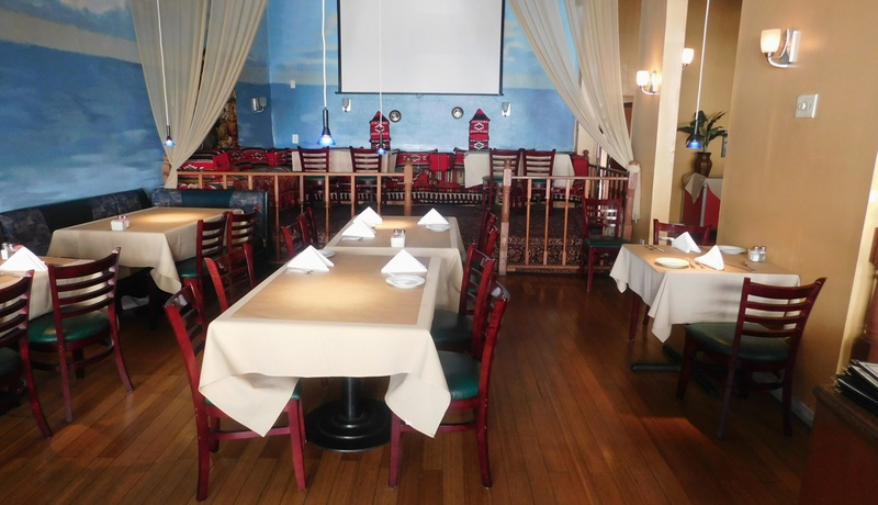 Photo of San Francisco event space venue Jannah