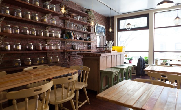 NYC / Tri-State venue Little Choc Apothecary