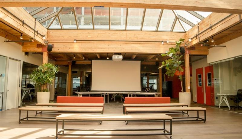 Photo of San Francisco event space venue Galvanize