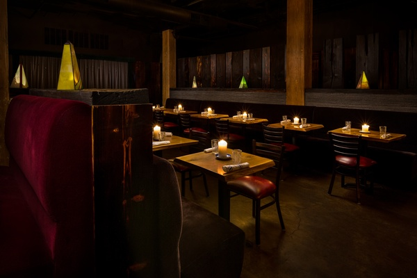Photo of Chicago event space venue Bar Lupo's Main Dining Room