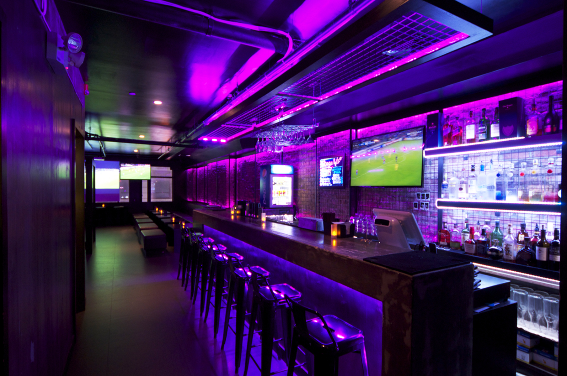Stage Lounge