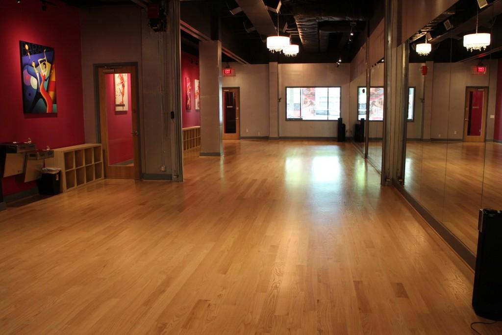 Salsa With Silvia Dance Studio