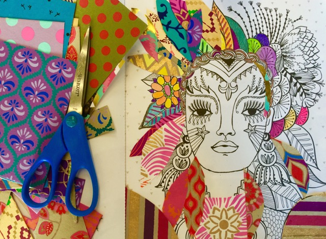Photo of Experience: Mixed Media Creative Art Class