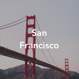 Find Venues in San Francisco