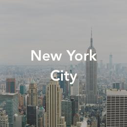 Find Venues in NYC / Tri-State