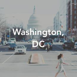 Find Venues in DC / MD / VA
